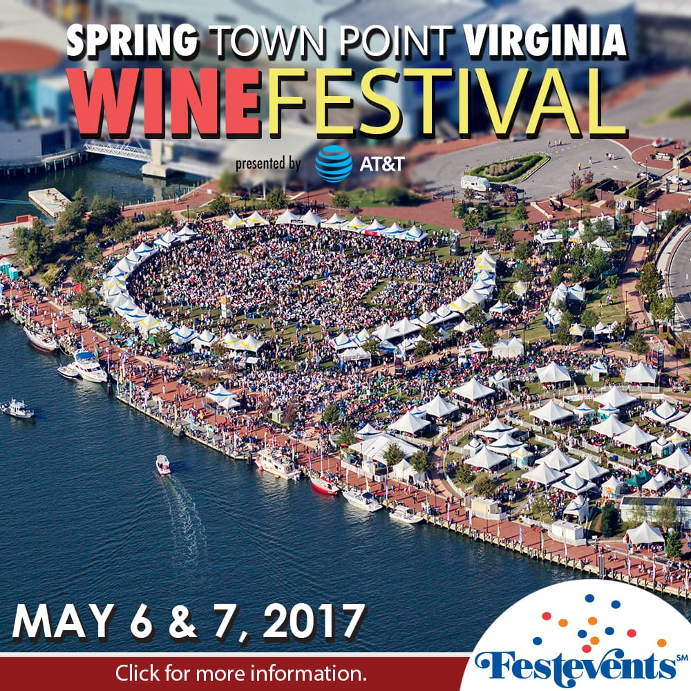 Spring Wine Event Listing Icon