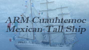 Mexican tall ship link