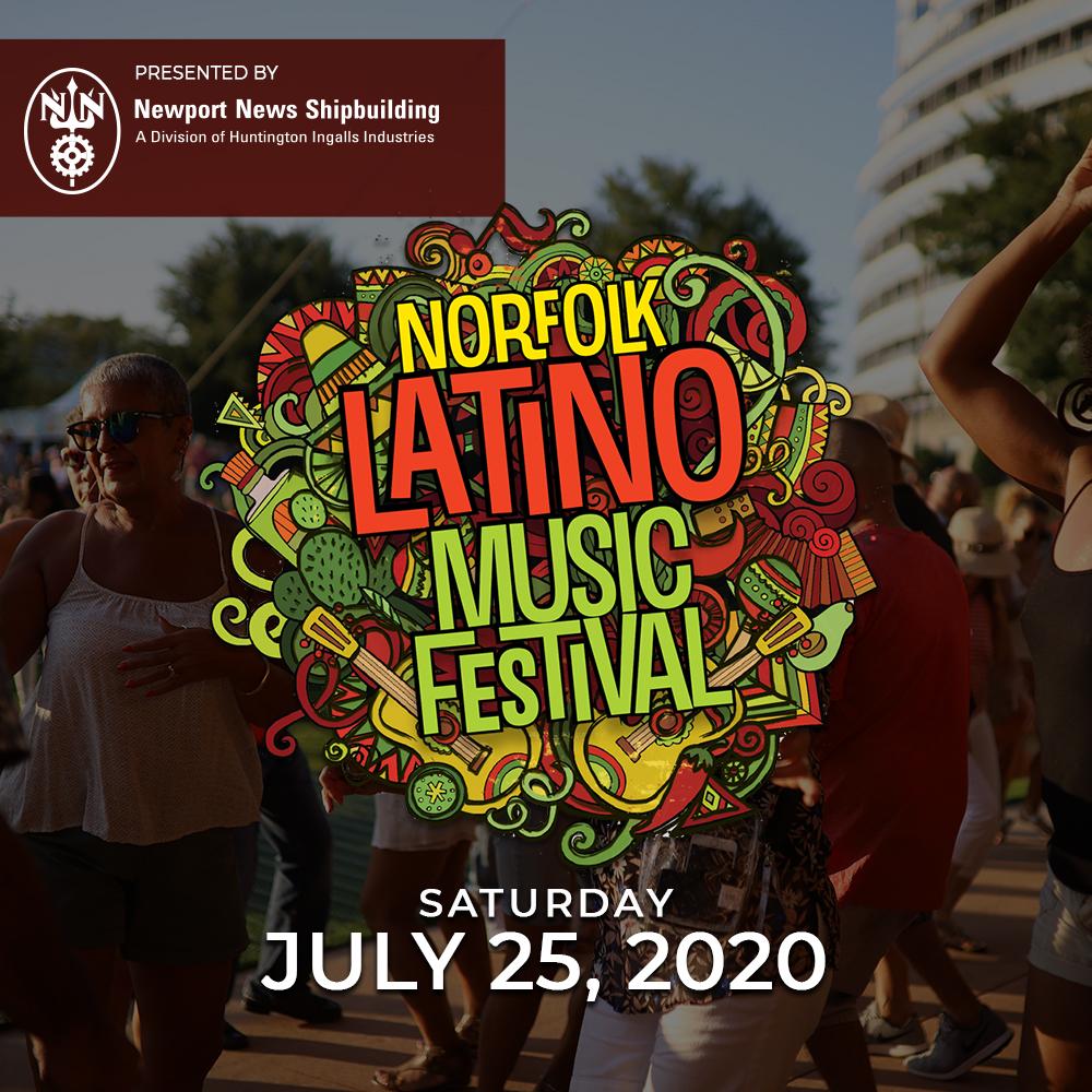 2021 Norfolk Latino Music Festival