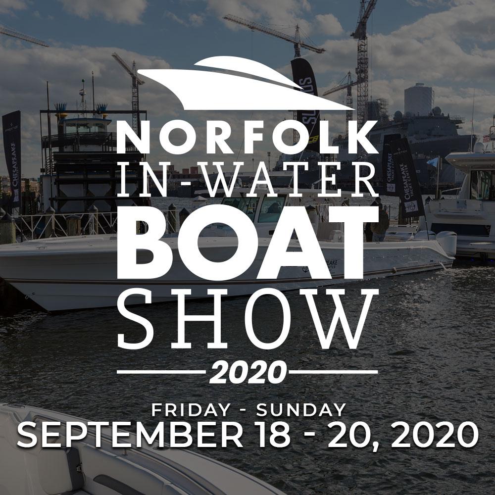 2021 Norfolk In-Water Boat Show