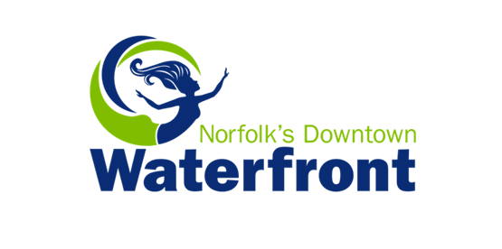 Norfolk Waterfront logo
