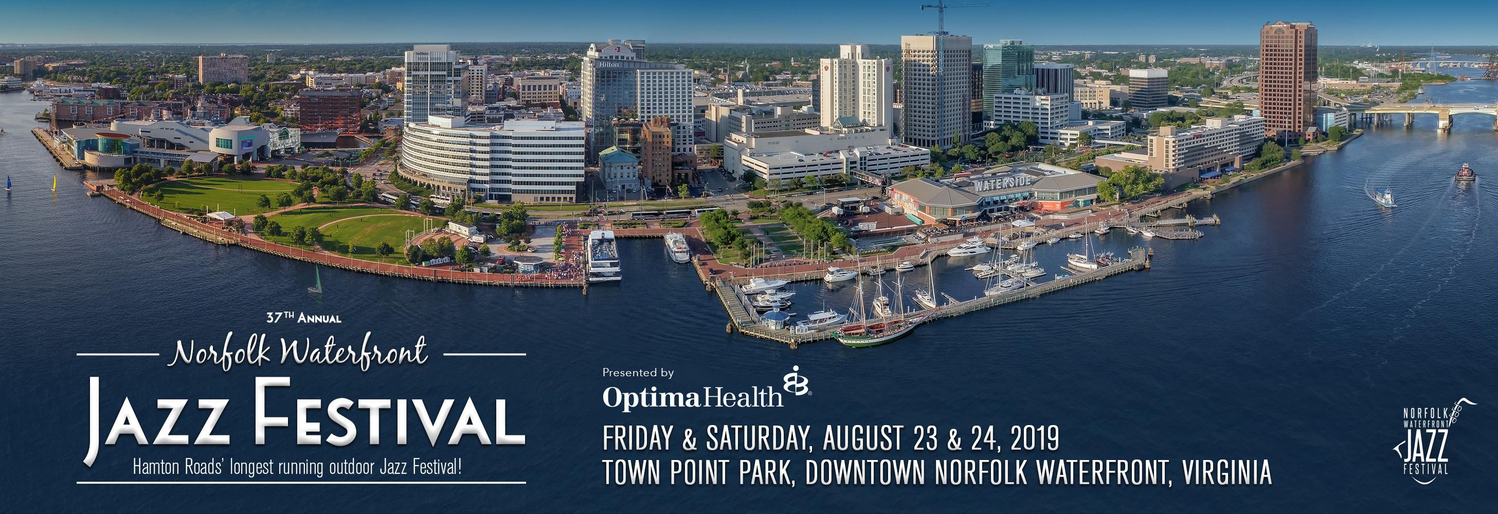 Festevents :: Norfolk Waterfront Jazz Festival