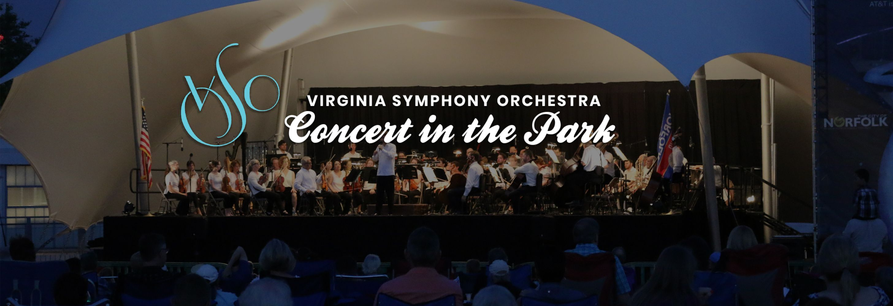Festevents :: Virginia Symphony Orchestra Concert in the Park