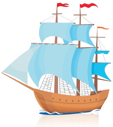 boat animation